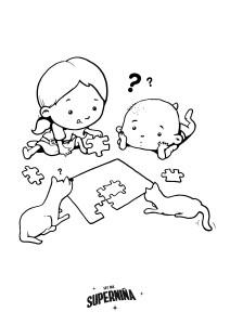 SN puzzle